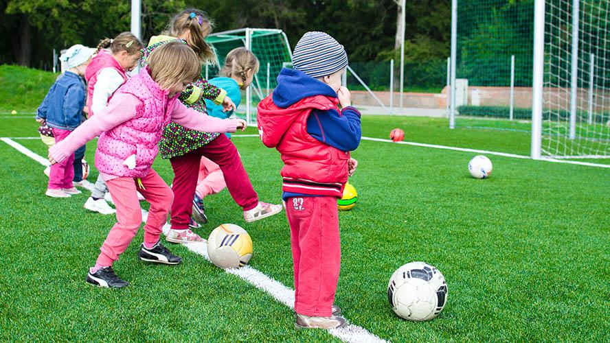 Fizička aktivnost kod mladih ljudi