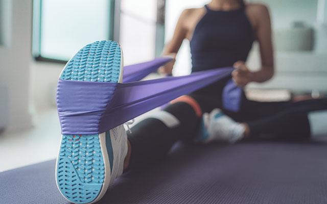 Pilates oblikuje tijelo