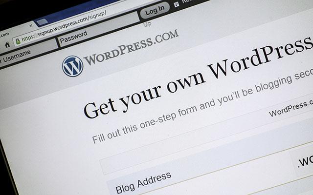 WordPress sigurnost